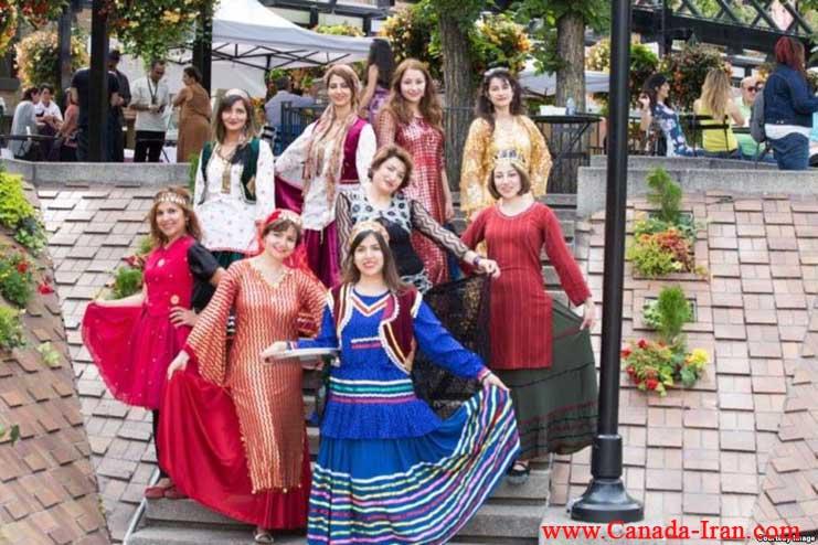 ر  جشنواره تابستون – یک تابستان ایرانی در سرمای کانادا